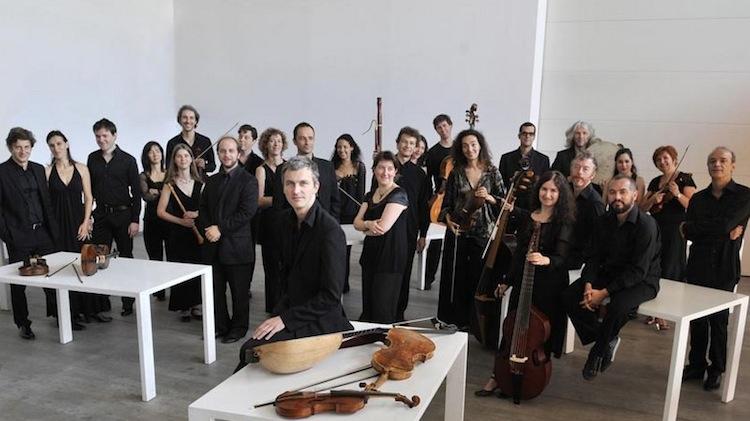 Le Poème harmonique à Rouen: concert à la bougie à la chapelle Corneille