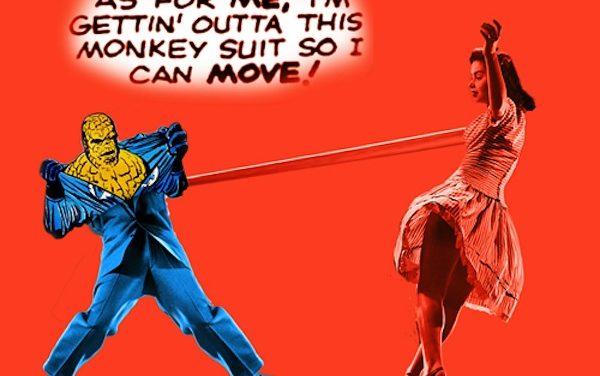 Danse au Rive gauche: un bal de la 4e dimension avec La BaZooKa
