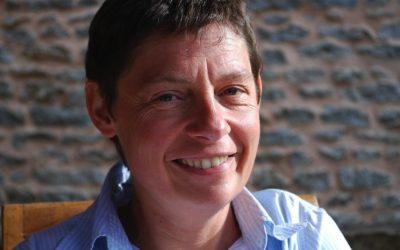 Marie-Hélène Garnier donne le départ du 55