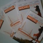 Une nouvelle revue: je m'appelle Michel