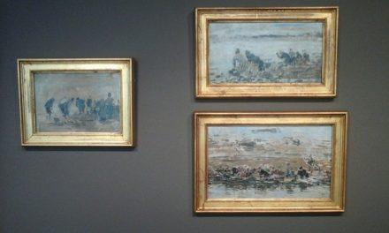 Normandie impressionniste au Havre: un portrait de Boudin au MuMa