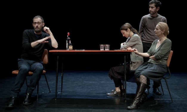 Théâtre au Havre: le geste ultime de quatre femmes retraitées