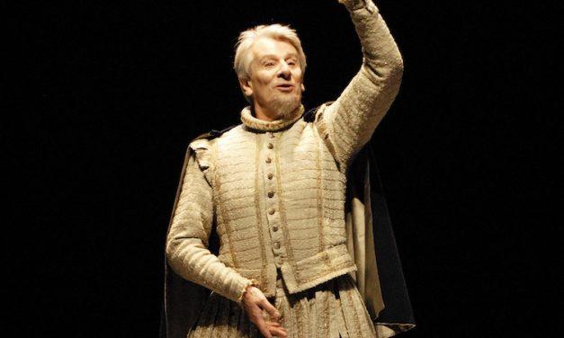 """Théâtre: Marcel Bozonnet, seul avec """"La Princesse de Clèves"""""""
