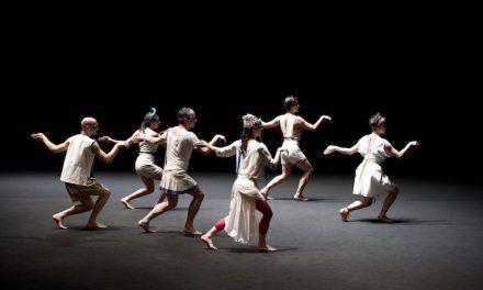Danse à Val-de-Reuil: Le Sacre du Printemps selon Dominique Brun