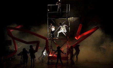 Théâtre: en répétition avec les 26 000 Couverts