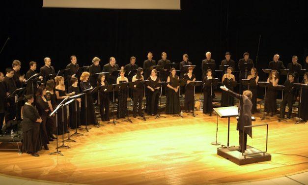 Le chœur Accentus à l'Opéra de Rouen Normandie