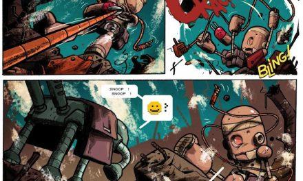 «Bots» de Steve Baker : un attachement pour les robots