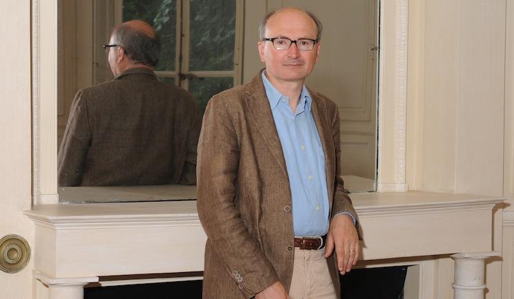 Dédicace à Rouen : Éric Fottorino à l'Armitière