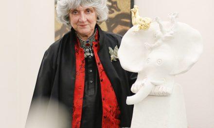 Expo au CAC: Jacqueline Georges Deyme, la romancière