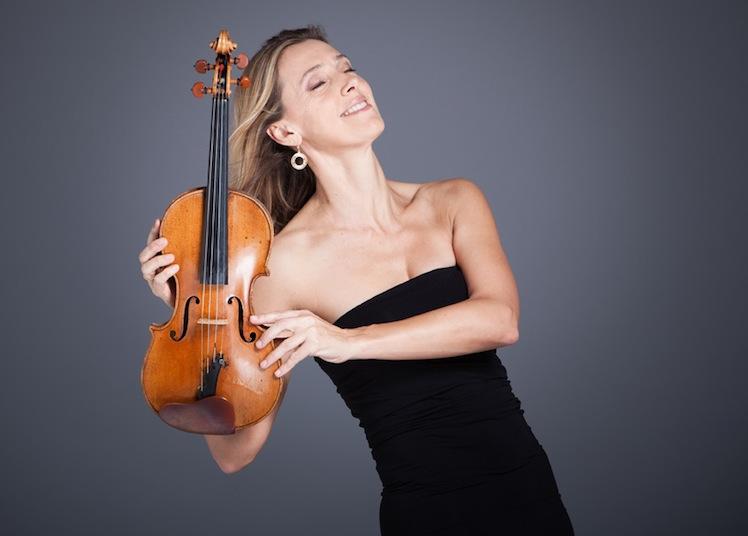 Jane Peters interprète le Concerto n°1 de Prokofiev