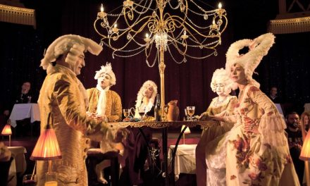 Théâtre en pays de Caux: une soirée à la Taverne Münchausen