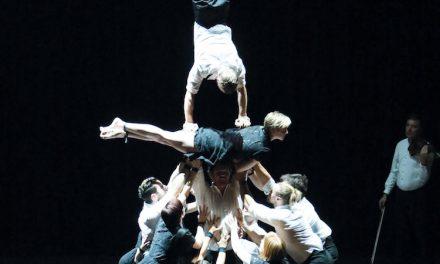 Cirque au Volcan: Circa danse avec le Quatuor Debussy
