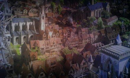 Panorama XXL: Rouen comme en 1431