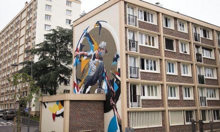 Rouen impressionnée: «Rejoins-moi» au quartier des Sapins
