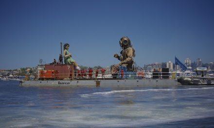 500 ansdu Havre: quatre mois d'art dans la ville