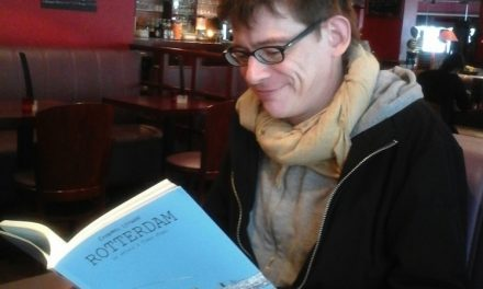 Route du livre à Rouen: Emmanuel Lemaire au Grand Nulle Part