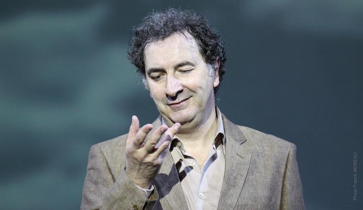 Dédicace à Rouen : François Morel à L'Armitière