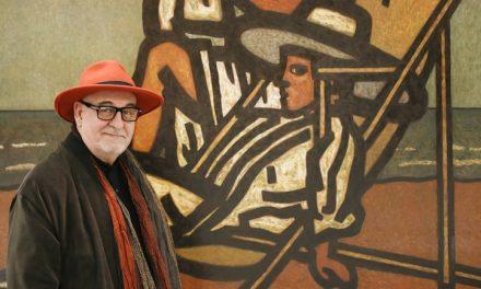 Expo au CAC: les souvenirs de Jean-Marc Lange