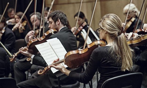 Concert au Zénith : La valse pour fêter le Nouvel an