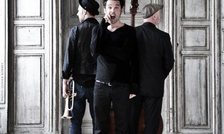 Terrasses du jeudià Rouen : la poésie folle de Ben Herbert Larue