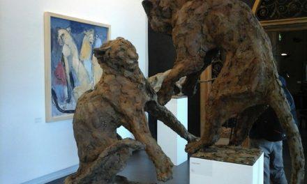 Expo au CAC: l'art animalier selon Patrick Villas