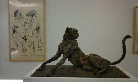 Expo au CAC: sculptures et dessins de Patrick Villas