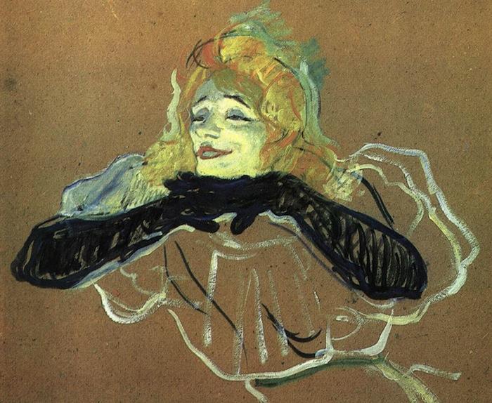 Académie Bach: Yvette Guilbert, une vie dédiée à la chanson