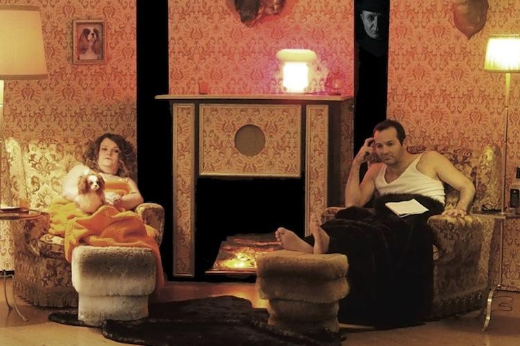 Théâtre au Rayon vert: le retour des époux Flanchet