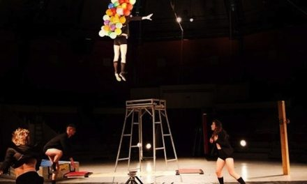 Cirque à Elbeuf: un «Bal Trap» avec La Contrebande