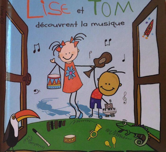 Livre-CD : une histoire pour découvrir la musique