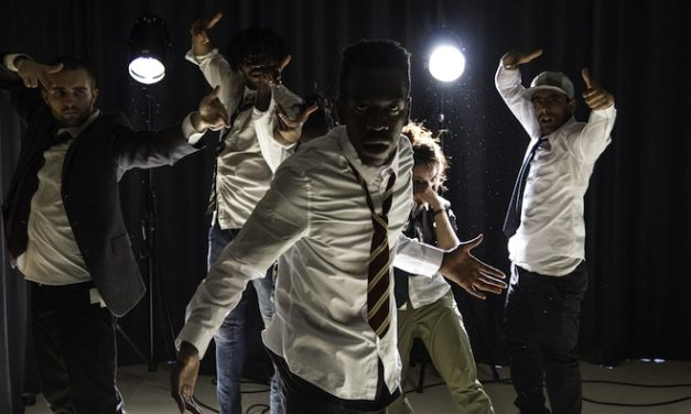 """Danse au CDN : un écho hip-hop au """"Sacre du printemps"""""""
