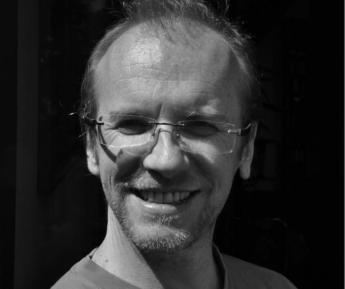 Hugues Barthe dédicace au Grand Nulle Part