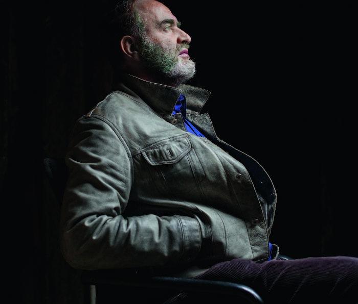 Rouen : Serge Joncour dédicace à l'Armitière