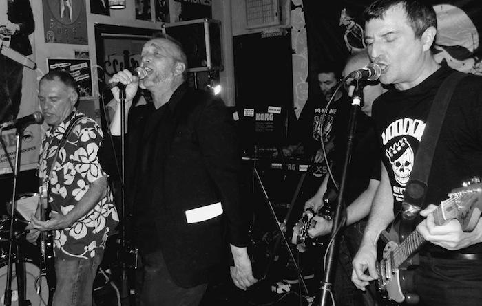Concert au Kalif : le rock débridé de Warum Joe