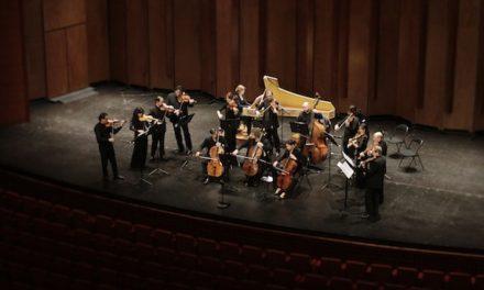 Concert à la chapelle Corneille: Café Zimmermann rend hommage à Bach