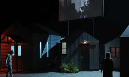 Anne-Cécile Vandalem au Volcan: «Les tristesses nous empêchent d'agir»