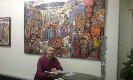 Expo à Rouen: jusqu'en Californie avec Ronel