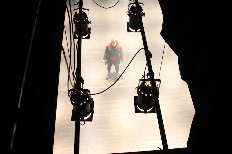 Théâtre à l'Étincelle: dans le monde de Simon