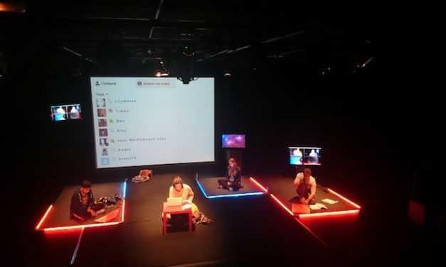 Théâtre au CDN : les réseaux sociaux et leurs illusions