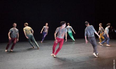 Danse au Volcan : dans la musicalité du mouvement