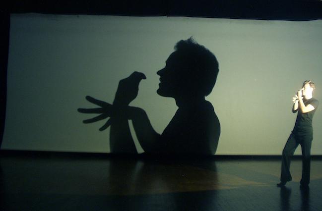 Philippe Beau à Spring: «L'ombromanie, c'est une micro-danse»