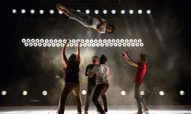 Les acrobates d'El Nucleo, toujours complices