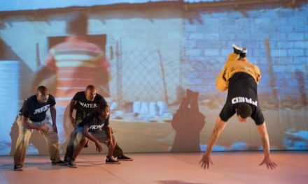 Un dialogue dansé pour raconter l'après-apartheid