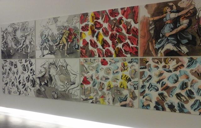 Expo au CAC : Cueco ou l'art de la déconstruction