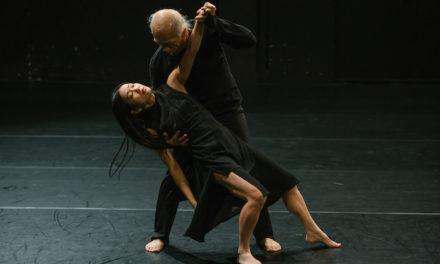 Danse au CDN : un duo intime entre une fille et son père