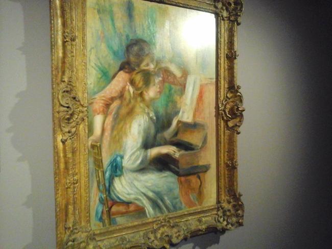 Expo à Giverny : la peinture fait son «Tintamarre»