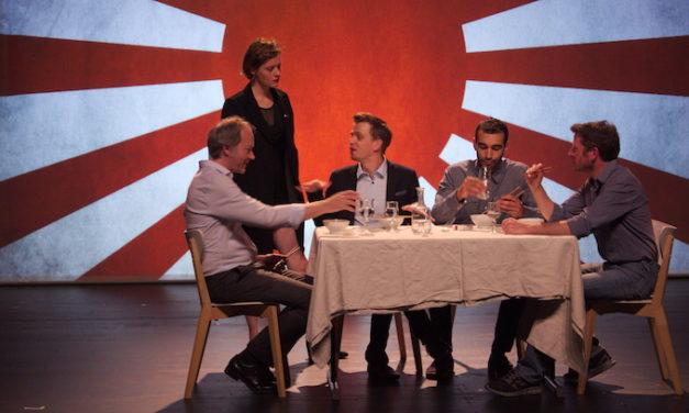 Théâtre à DSN : «Love and information», le pouls d'une époque