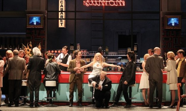 Opéra à Rouen : «La Bohème» plutôt classique