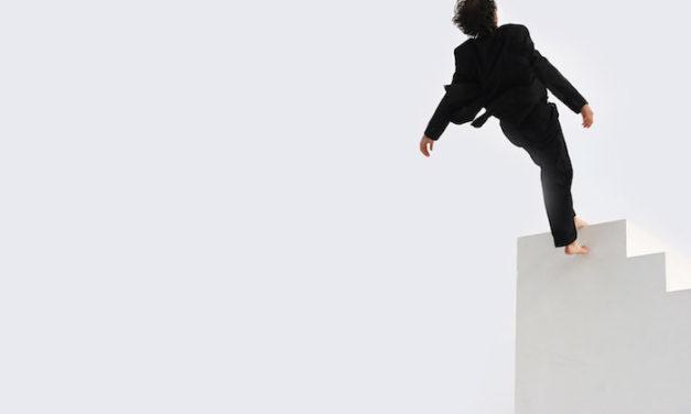 Cirque à Elbeuf : vers le point de suspension avec Yoann Bourgeois