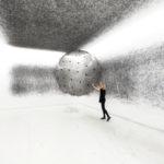Expo au Tetris au Havre : dessiner avec Ada